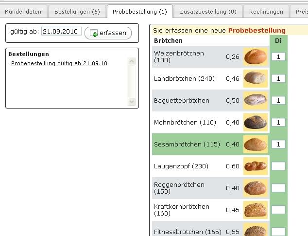 Colorful Lieferung Bestell Probe Festooning - FORTSETZUNG ...